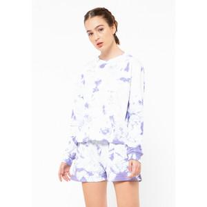 Foto Produk Colorbox Tie Dye Sweatshirt I:Stkkey220L042 Lilac - LILAC, M dari Colorbox Indonesia