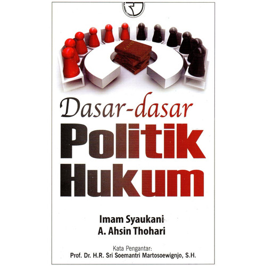 Foto Produk DASAR2 POLITIK HUKUM dari Gramedia Official Store