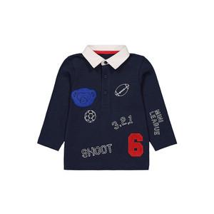 Foto Produk mini league rugby shirt WB869 - NAVY, 5-6 years dari Mothercare Official Shop