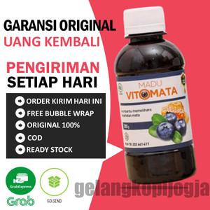 Foto Produk Madu Vitomata Original Herbal Kesehatan Mata Minus Katarak Glaukoma dari Gelang Kopi Jogja