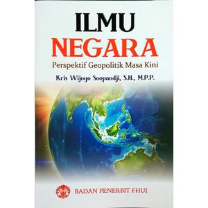 Foto Produk ILMU NEGARA : PERSPEKTIF GEOPOLITIK MASA KINI dari Gramedia Official Store