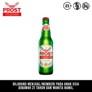 Foto Produk Prost Pilsener 330mL dari kawan minum