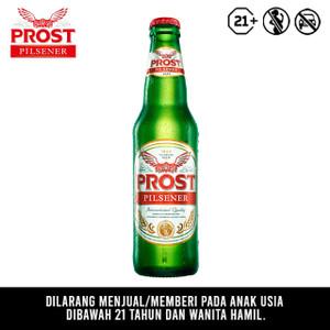 Foto Produk Prost Pilsener 620mL dari kawan minum