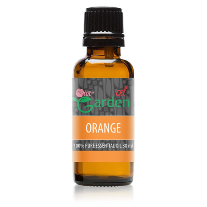 Foto Produk Orange100% Pure Essential Oil Our Garden 30ml Aroma Terapi 30 ml dari Our Garden Indonesia