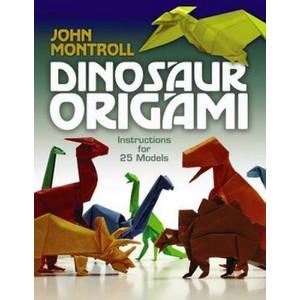 Foto Produk Dinosaur Origami dari Pick-a-book Store