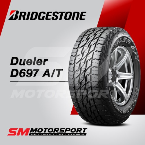 Foto Produk Ban Mobil Bridgestone Dueler D697 AT 235/70 R15 15 0WT 103S dari SM Motorsport