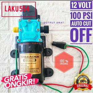 Jual Mesin Pompa Air Sinleader Dc 12v 5 Lpm 6 5 Bar Setara Dengan Pompa Jakarta Utara Desicarolina Tokopedia