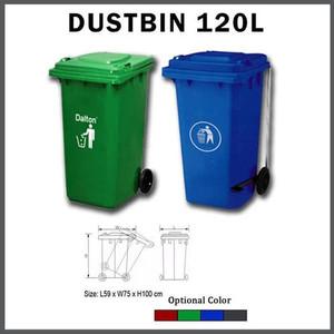 Foto Produk Tempat Sampah Dustbin 120L Dinas Perkantoran dan Perumahan dari Adi Dewa