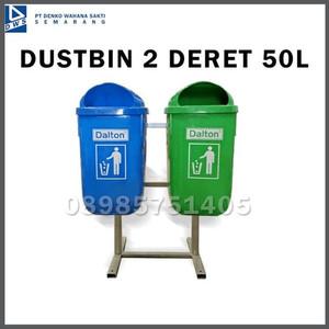 Foto Produk Tempat Sampah Dustbin 2 Deret Dinas Perkantoran dan Perumahan dari Ilham Candra Dewa