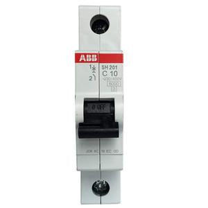 Foto Produk ABB MCB 1Pole 6kA 4A SH 201-C4 2CDS211001R0044 dari ABB Official Shop
