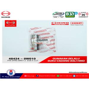 Foto Produk PIN SPRG BRKT 2 D28 X 117 / 48424-0W010 dari mayagrahaindahofficial