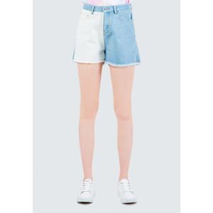 Foto Produk Colorbox Two Color Denim Short Pants I-Spdfjn120E026 Blue - Blue, M dari Colorbox Indonesia