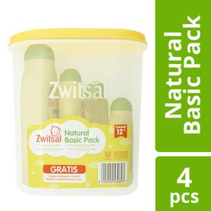 Foto Produk ORAMI - Zwitsal Natural Basic Pack dari Orami