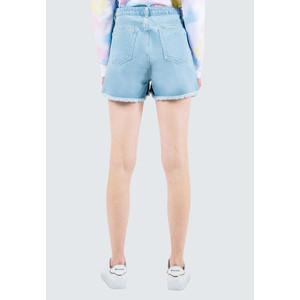 Foto Produk Colorbox Two Color Denim Short Pants I-Spdfjn120E026 Blue - Blue, S dari Colorbox Indonesia