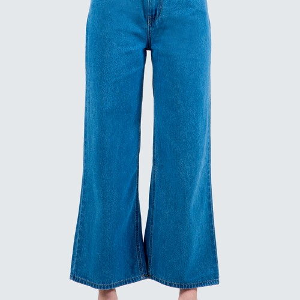 Foto Produk Colorbox Wide Leg Jeans I:Lpdkey120E064 Lt. Blue - Lt. Blue, S dari Colorbox Indonesia