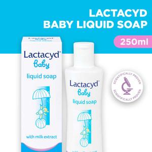 Foto Produk ORAMI - Lactacyd Baby Cleansing and Moisturizing Sabun Bayi 250ml dari Orami