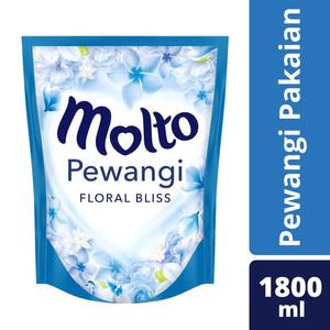 Foto Produk Molto Softener Pelembut Dan Pewangi Pakaian Floral Bliss 1800Ml dari Justic Groceries