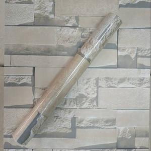 Foto Produk Terheboh walpeper stiker motif batu dari techno shop26