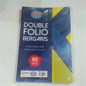 Foto Produk Lucu Double folio dari techno shop26