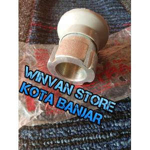 Foto Produk baut mur komstir honda C50 C70 C700 C800 Astrea 800 astrea star dari toko riswandi