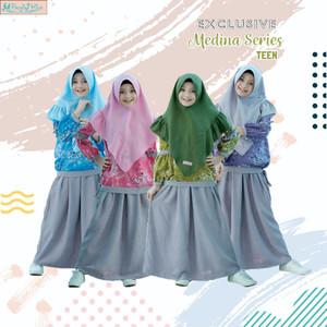Foto Produk Gamis Anak Medina by Pachira Kids dari kedai berkah