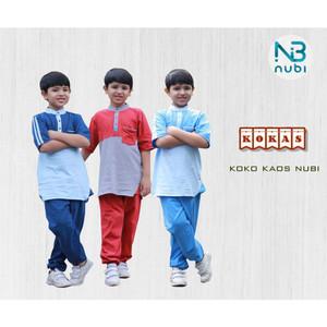 Foto Produk Kokas - Setelan Koko Kaos Anak by NuBintang dari kedai berkah