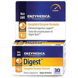 Foto Produk Enzymedica Digest Complete Enzyme Formula - Enzim Pencernaan - 30Caps dari winprima