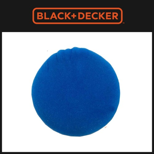 Foto Produk Black+Decker Spare Part Bonnet Blue Polisher KP600-B1 (580753-00) dari Black+Decker