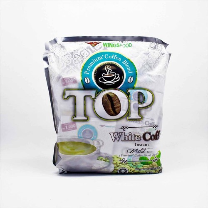Foto Produk TOP KOPI WHITE BAG 20X21 GR dari LotteGrosir