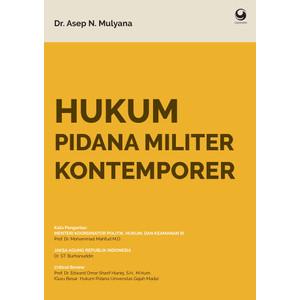 Foto Produk HUKUM PIDANA MILITER KONEMPORER dari Gramedia Official Store