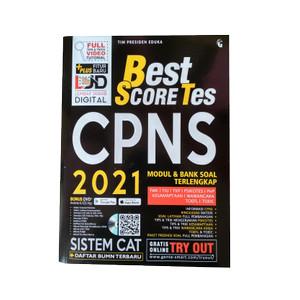 Jual Best Score Tes Cpns 2021 Kota Depok Toko Buku Plus Tokopedia
