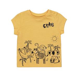 Foto Produk yellow jungle t-shirt dari Mothercare Official Shop