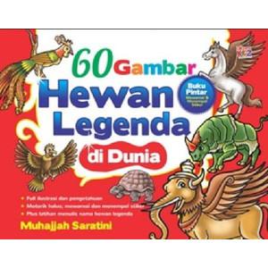 Foto Produk Laks Asli 60 Gambar Hewan Legenda Di Dunia Buku Pendidikan Anak Muhajj dari DV BookStore
