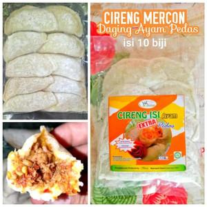 Foto Produk Cireng Isi Ayam Pedas dari Ss_Frozenfood