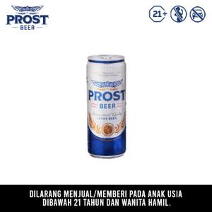 Foto Produk Prost Lager Can 320mL dari kawan minum