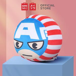Foto Produk Miniso Bantal mini seri Marvel Marvel Cushion - Captain America dari Miniso Indonesia