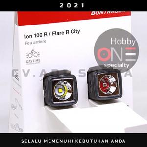 Foto Produk CVAS - Bontrager ION 100 R Flare R City Set - Paket Lampu LED Depan dari CV Adi Surya