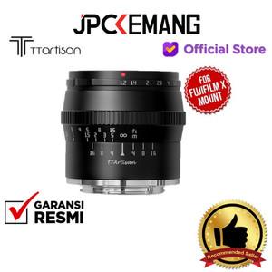 Foto Produk TTArtisan 50mm f1.2 for Fujifilm X TT Artisan 50mm f/1.2 GARANSI RESMI dari JPCKemang