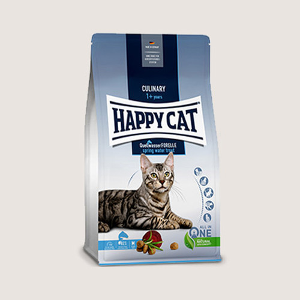 Foto Produk happy cat culinary 300 gr spring water trout (70561) dari F.J. Pet Shop