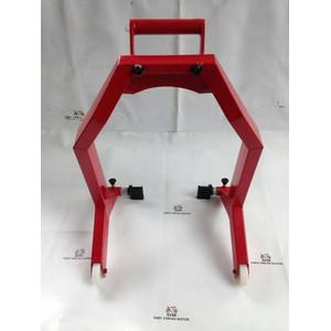 Foto Produk ORIGINAL paddock belakang Model kotak Motor Universal pedok standar dari Maunel Motoshop