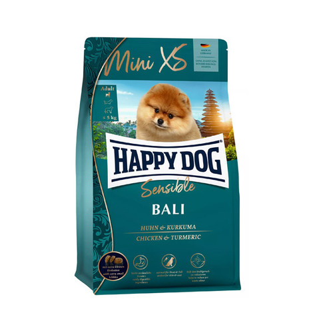 Foto Produk happy dog sensible 300 gr bali chicken turmeric (60945) dari F.J. Pet Shop