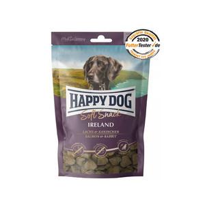 Foto Produk happy dog soft snack 100 gr ireland salmon rabbit (60688) dari F.J. Pet Shop
