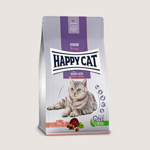 Foto Produk happy cat senior 1.3 kg atlantic salmon (70611) dari F.J. Pet Shop