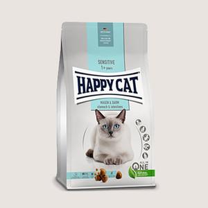 Foto Produk happy cat sensitive 4 kg stomach and intestines (70597) dari F.J. Pet Shop