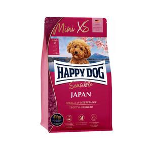 Foto Produk happy dog sensible 300 gr japan mini xs trout seaweed (60943) dari F.J. Pet Shop