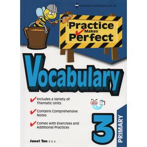 Foto Produk Practice makes Perfect Vocabulary P1-P6 dari Little Bookworm