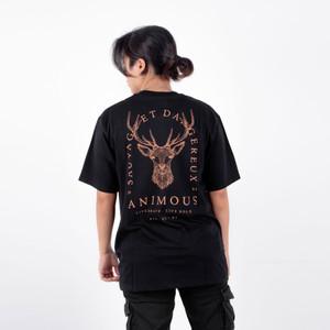 Foto Produk Animous Kaos Tshirt Sauvage Deer - S dari Animous Official