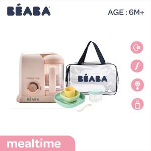 Foto Produk Beaba Bundle Babycook Solo Pink dari Beaba Indonesia Official