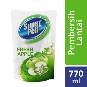 Foto Produk SUPERPELL SABUN PEL PEMBERSIH LANTAI FRESH APPLE 770ML dari Unilever Official Store