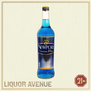 Foto Produk Newport Passion Blue Beraroma Vodka dan Cola 620ml dari Liquor_Avenue